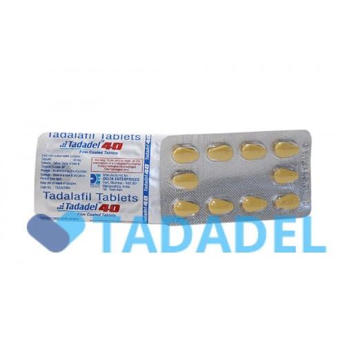 Сиалис 40 мг (Tadadel 40 mg)