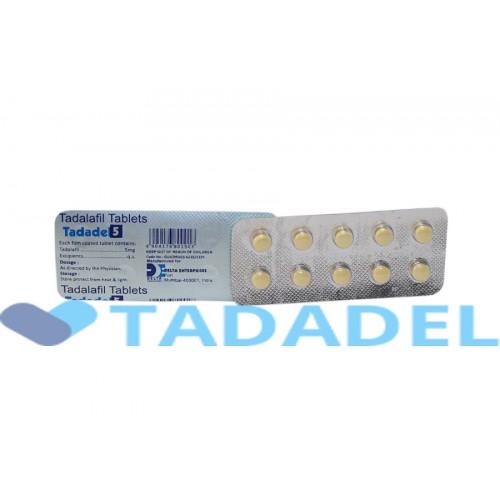 Сиалис 5 мг (Tadadel 5 mg)